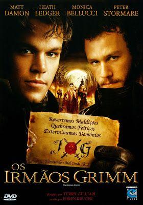 Os Irmãos Grimm - DVDRip Dublado
