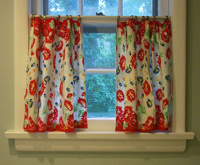 37 Best Images About Easy Window Treatments Kitchen Etc