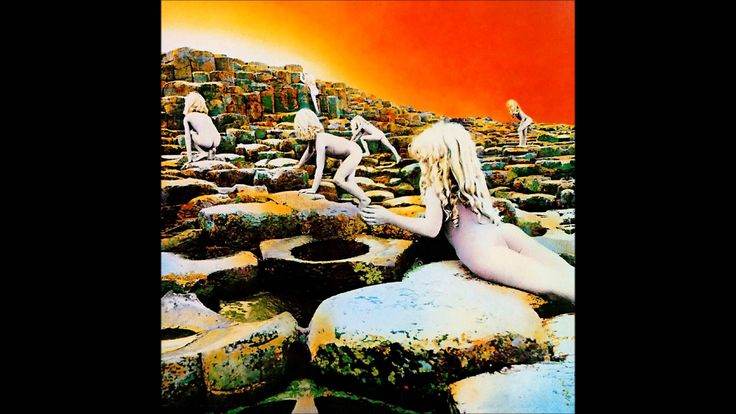 "171. ""Dancing Days"" (3:43) (Robert Plant/Jimmy Page) - LED ZEPPELIN (""Houses of the Holy"" - 1973)."