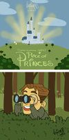 Place of Princes: 6- a stroll in the park by knightJJ on deviantART
