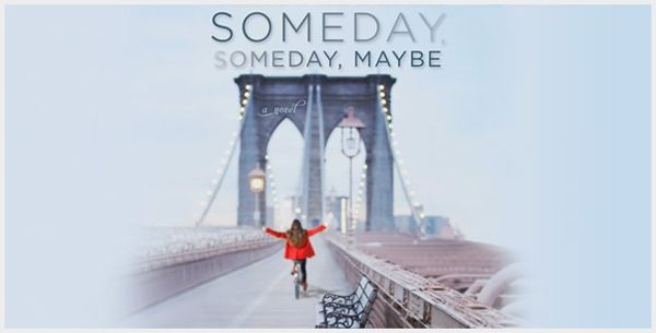 Someday, Someday, Maybe, by Lauren Graham. I thought I would love this but, despite the good writing, I found much of it slow and too navel-gazey. The pages of Franny's calendar were charming, and I enjoyed a glimpse of someone else's version of NY in the mid-90s - probably similar to many of the actors with whom I went to school at NYU? This may have been a situation where my expectations were too high, because I'm such a fan of Lauren Graham as an actress.