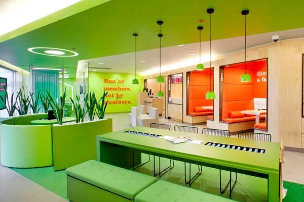 Branch Showcase: Virgin | ING Express | Financial Spa