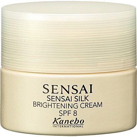 Mixed with foundation SENSAI BY KANEBO