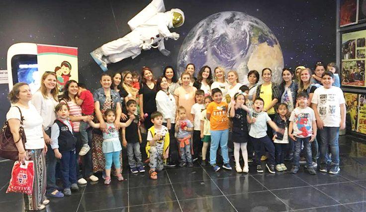 Ankara Mamak Misket Mahallesi'nde inşa edilen Ali Kuşçu GökBilim Merkezi astronomi ve uzay meraklılarına unutulmaz bir deneyim yaşatıyor.