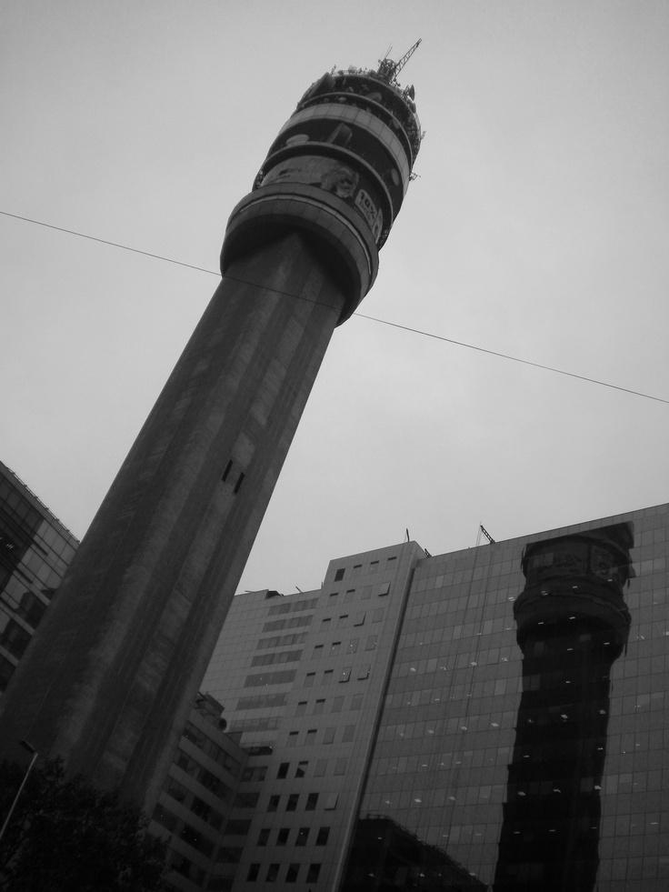 Torre Entel- Entel Tower