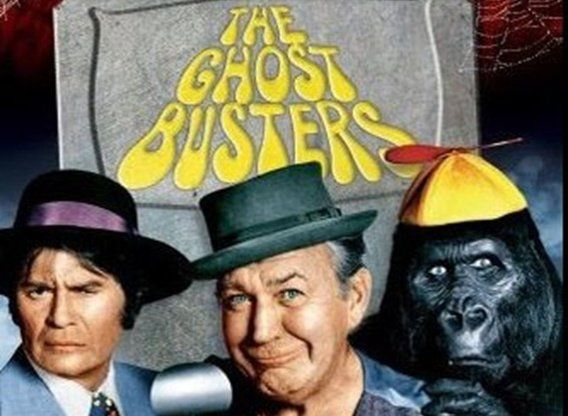 The Ghost Busters 1975 Starring Forrest Tucker Larry