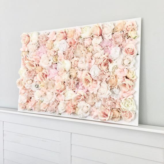 Decor De Chambre De Bebe Fille Fleur Mural Chambre D Enfant