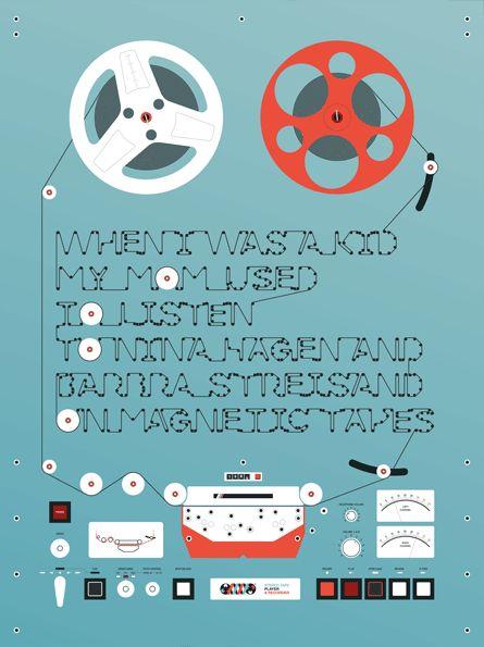 Papercut: Design Inspiration, Kids Posters, Illustration, Sweet Design, Graphics Design, 04 Graphics, Graphics Simple, Artista Vario, Art Graph