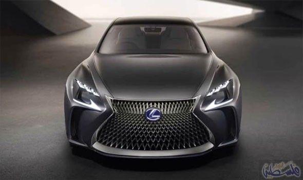 لكزس Es 2019 تظهر بصورة تشويقية تحضيرا لإطلاقها قريبا Concept Cars Lexus Ls New Lexus