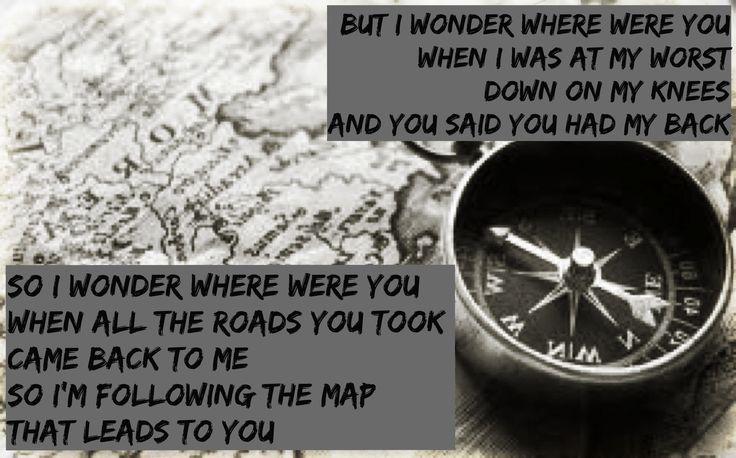 Maps - Maroon5