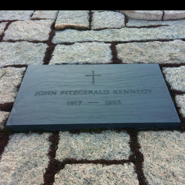 JFK- Arlington National Cemetery