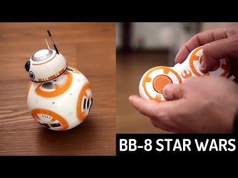 Guido il DROIDE TELECOMANDATO di STAR WARS: BB-8 giocattolo -
