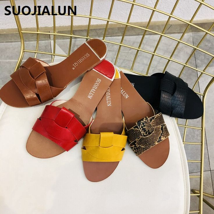Big Size Women Beach Slippers Women Flip Flops Outdoor Flat Shoes Ladies Sandals Hot Sale Female Slide Travel Shoes Women