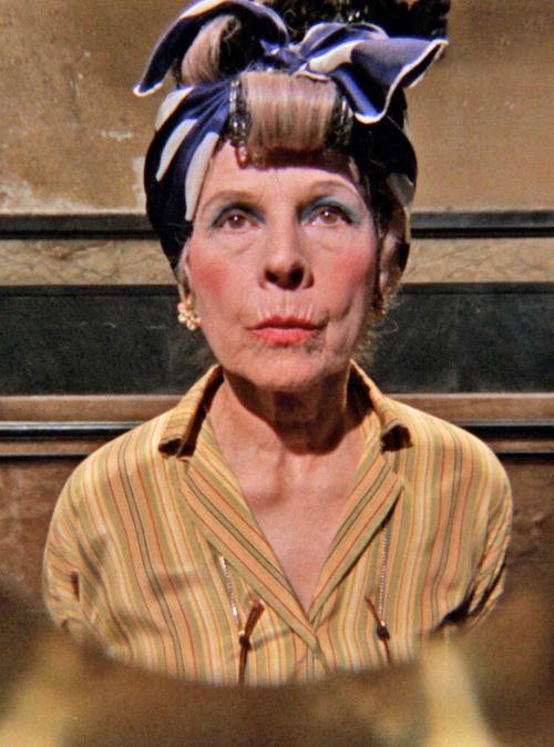 Minnie Castevet - Rosemary's Baby.