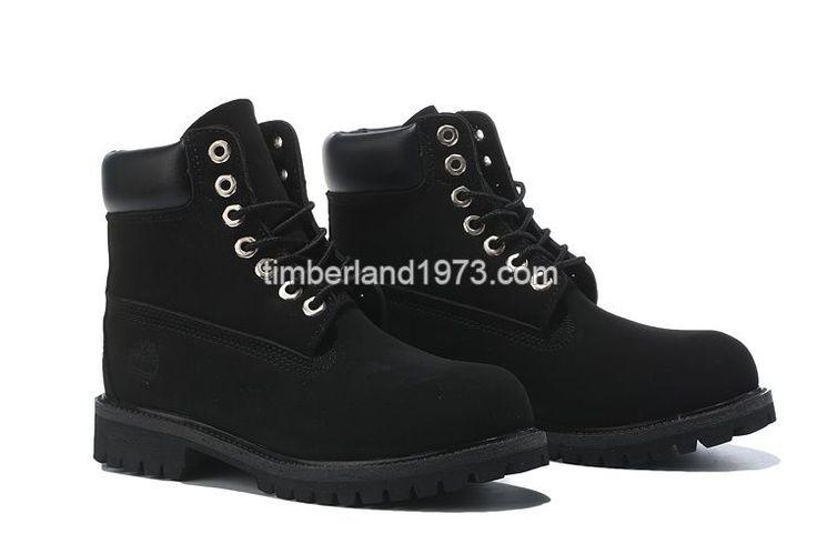 Fashion New Timberland Men's 6 Black Inch Waterproof Winter Wool Snow Boot $ 78.00
