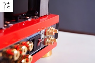 rear inputs in gold