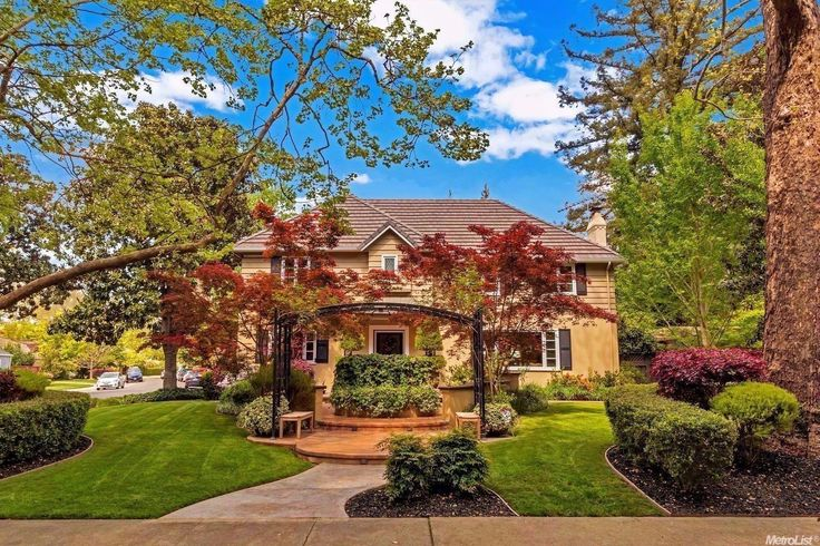 Spanish style homes for sale in sacramento