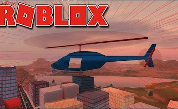 Roblox - DERRUBE HELICÓPTEROS UPDATE ( Jailbreak )