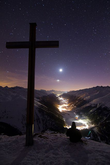 Jesus my Lord and Savior! Galaxie - Oberwald, Valais in Switzerland