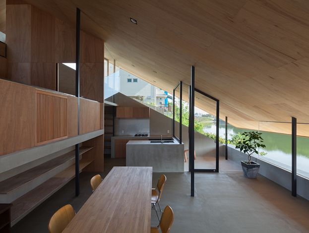 Suppose Design Office Hibara House 2014