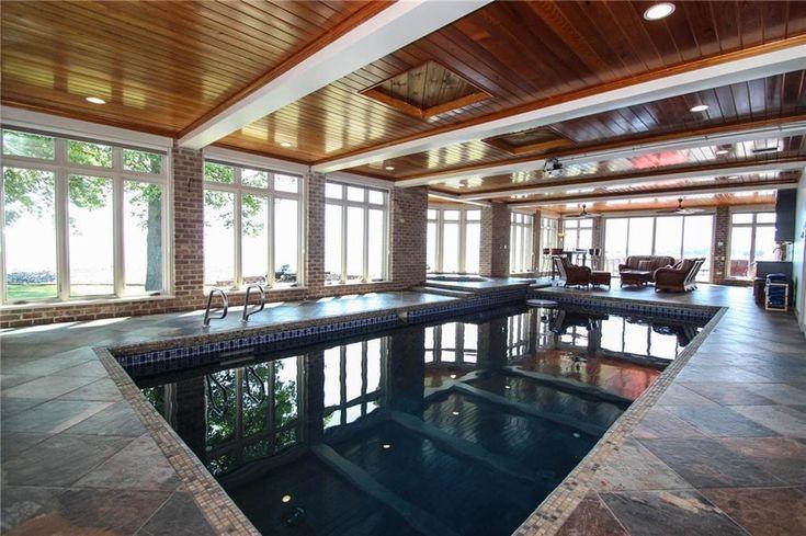 33 Best Indoor Pools Images On Pinterest Plunge Pool