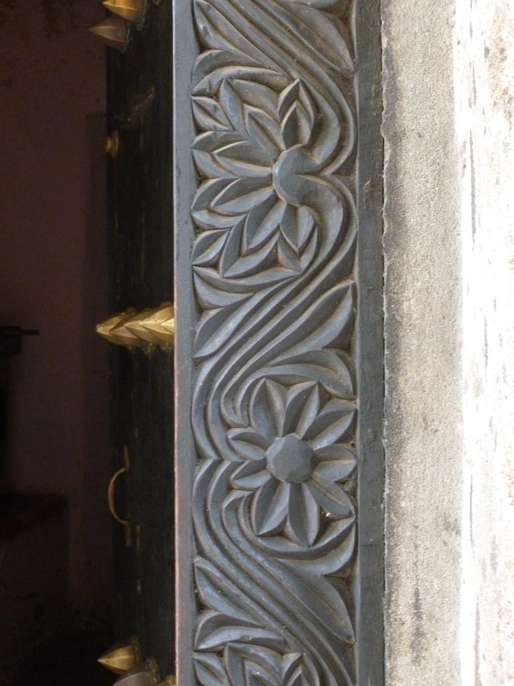 Door carving in zanzibar designs pinterest
