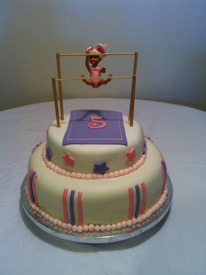 1000+ images about Cakes - Gymnastics on Pinterest ...