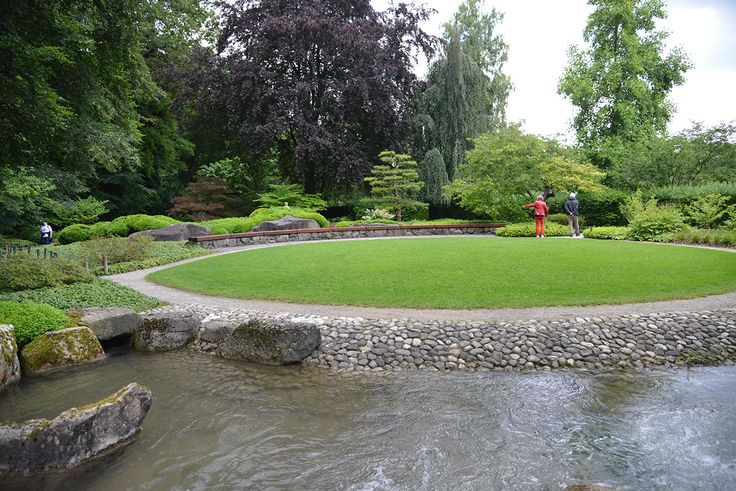 Botanischen Garten Augsburg