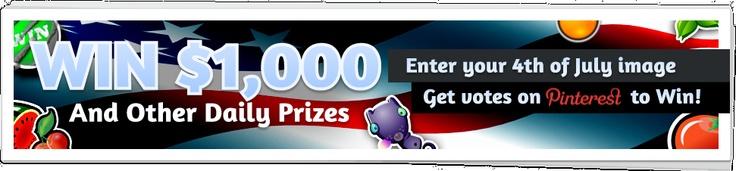 Dobango 4th of July Pinterest Contest