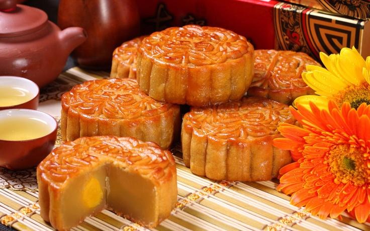 """Comenzó el """"Festival del Medio Otoño"""", una de las celebraciones más populares de la cultura oriental, en donde se cocinan los famosos y tradicionales Pasteles de Luna, un postre con una receta de casi mil años, entre otras delicias, características de la gastronomía china."""