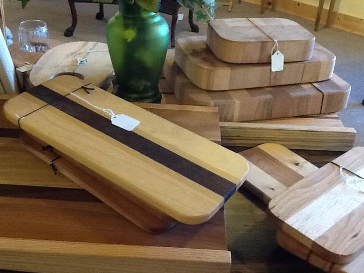 Cutting Boards By Dave Caron In Saranac Lake, NY