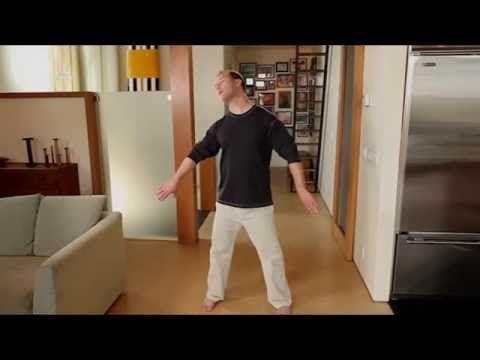 Ли Холден Цигун вечером 20 минут   YouTube - YouTube