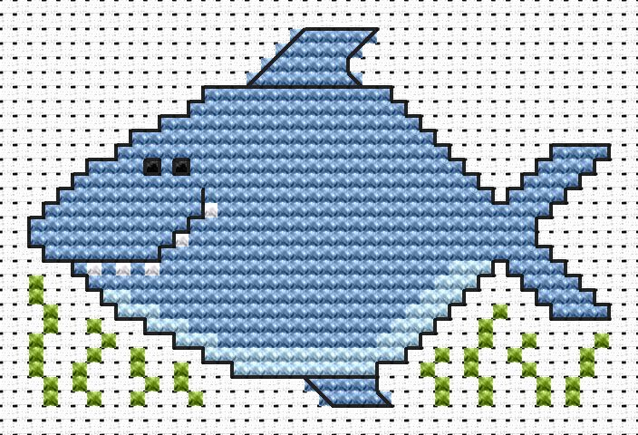 canada shoe warehouse online Sew Simple Shark cross stitch kit  SS SK  Ideal for beginners however please ensure young stitchers are supervised  These kits introducing symbols on to charts  but still with colour blocks  for those who are learning how to cross stitch  Finished size approx 9 2cm x 6cm  Kit contains11ct white aida fabric  stranded embroidery cotton  needle  colour chart and instructions  A brand new kit will be sent directly to you by Fat Cat Cross Stitch   usually within 2 4 working days