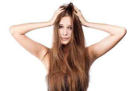 Hilfe bei gereizter Kopfhaut