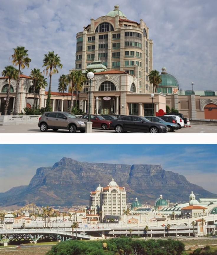 Canal Walk mall - Cape Town