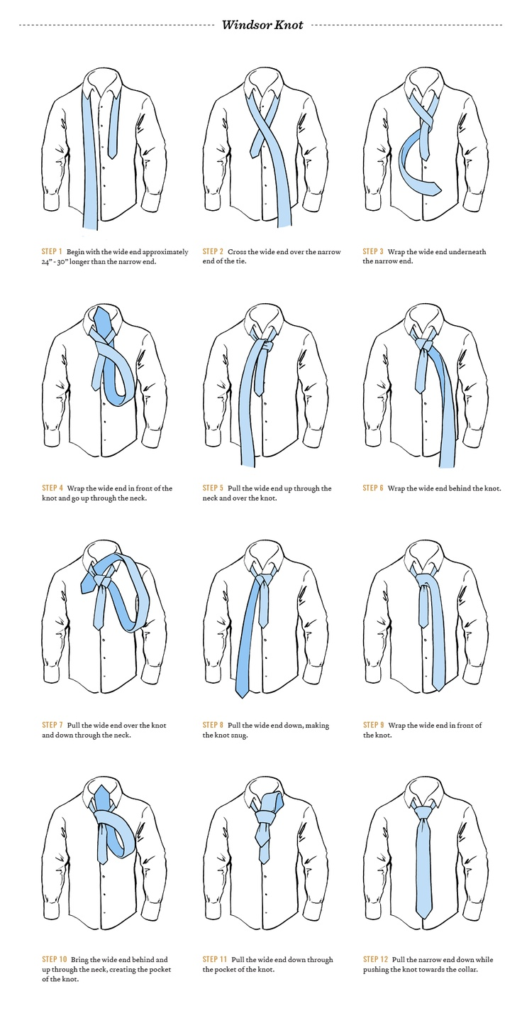 how to make a double windsor tie