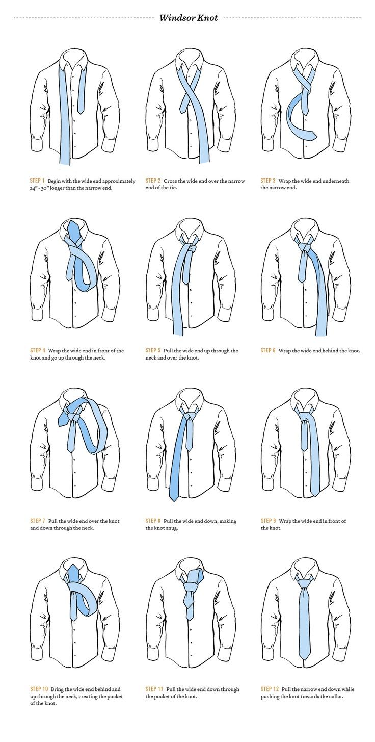Full Windsor tie is my favorite