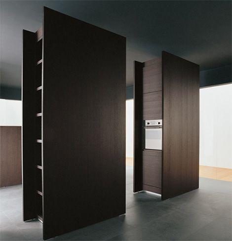 Binova Modus kitchen design Paolo Nava + Fabio Casiraghi
