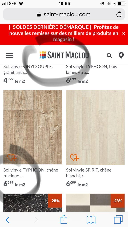 Lino saint maclou