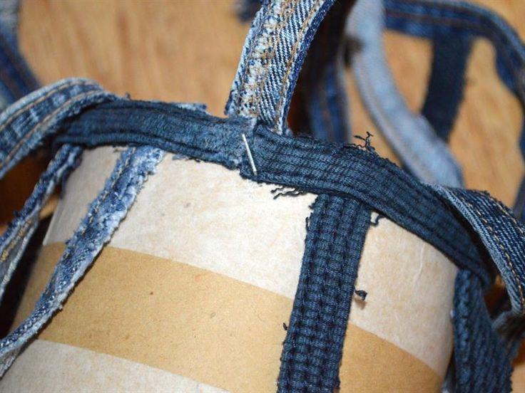 Детские джинсы жесткие трубы