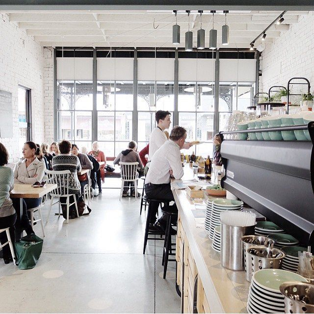 Barry Coffee and Food, Melbourne