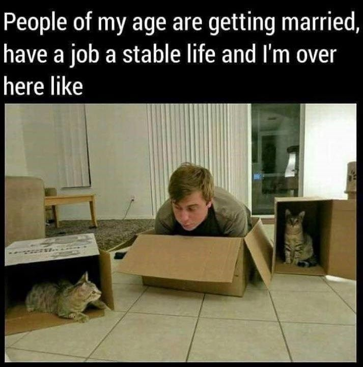 People My Age…