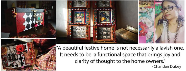 Sway of Colours in your Abode with Chandan Dubey