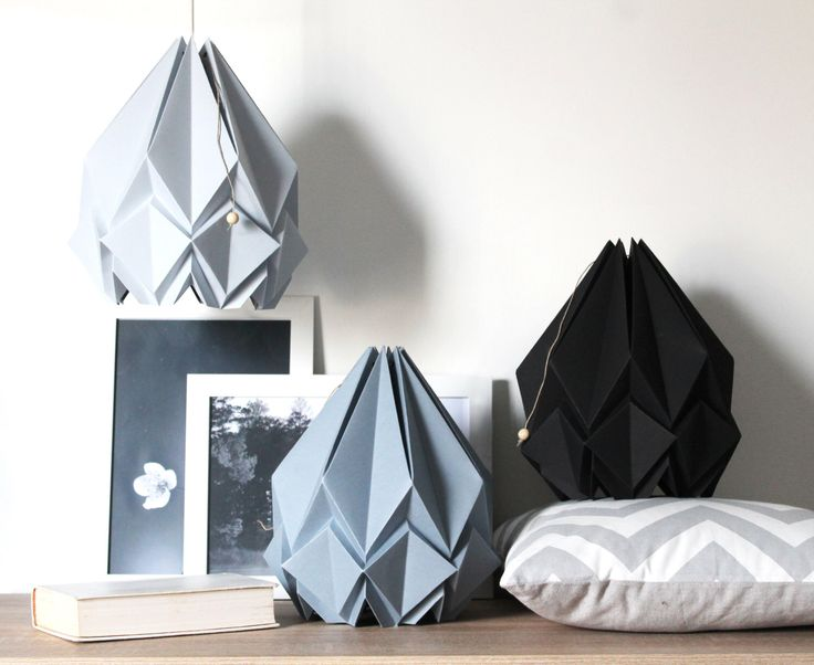 Best 25 scandinavian pendant lighting ideas on pinterest silver grey origami lamp sober and elegant hand folded scandinavian pendant light perfect for aloadofball Images