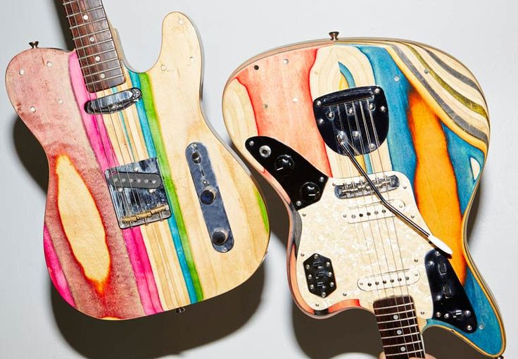 Prisma-Guitars-recycled-skateboards-11