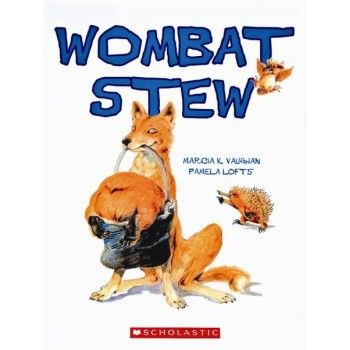 Masterchef Dingo style. Wombat's clever and cheeky friends outwit and outsmart the hungry dingo. This one is full of fantastic illustratio...