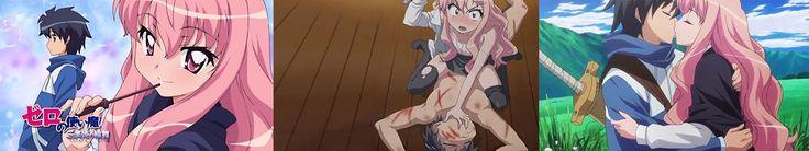 Zero no Tsukaima VOSTFR - Animes-Mangas-DDL.com
