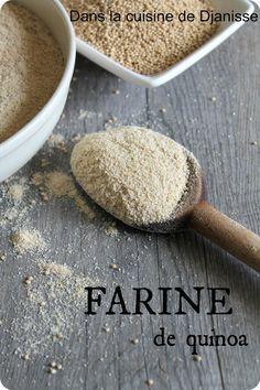 farine de quinoa