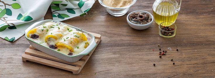 Facili da preparare, gli Involtini di Peperoni sono anche scenografici grazie ai loro colori vivaci. Ecco come preparare un piatto buono e sfizioso:
