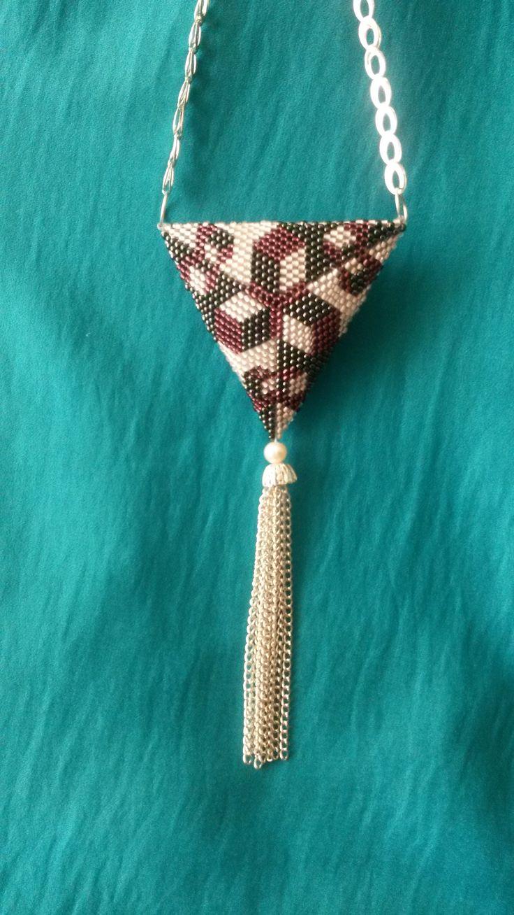 Oboustranný náhrdelník